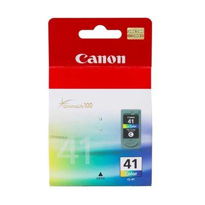 Slika Kartuša Canon CL-41 (barvna), original