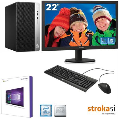 Slika HP 400PD G4 MT i57500 256G 8G Win10 Pro