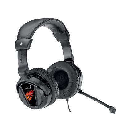 Slika Slušalke Genius z mikrofonom Game HS-G500V