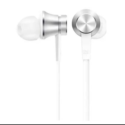 Slika XIAOMI Mi In-Ear slušalke srebrne